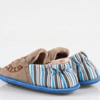 Papuci de casa copii klimbel 2