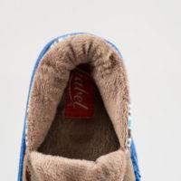 Papuci de casa copii klimbel 3