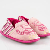 Papuci de casa copii klimbel 4